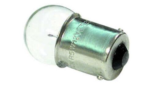COMMERCIAL TRUCK LORRY 10 x 149 SIDE LIGHT TAIL LIGHT BULBS 24V 5w BA15sSCC