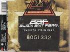 ALIEN ANT FARM Smooth Criminal CD Single
