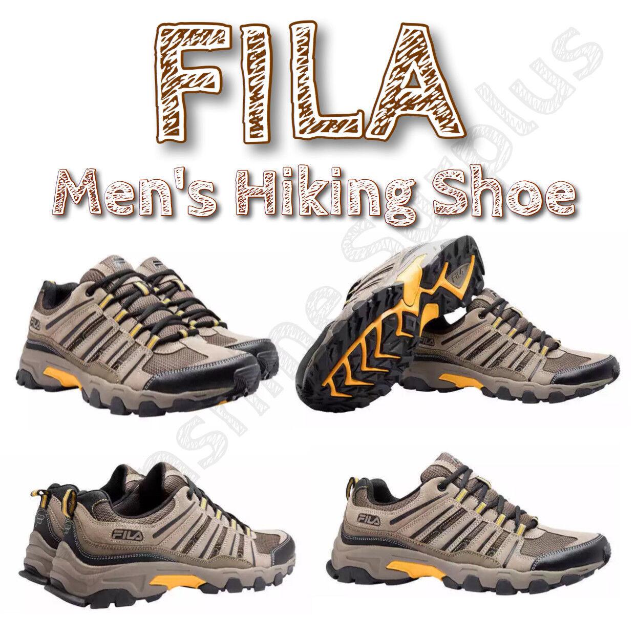 Nueva fila Trail Hombres Zapatillas de senderismo, caminar, marca deportiva mas Light Marrón variedad el mas deportiva popular de zapatos para hombres y mujeres d3d49d