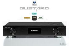 GUSTARD X20-PRO BL* ES9028 DSD DAC DIGITAL ANALOG CONV. USB DA WANDLER HIGHEND