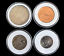 20pcs US Acrylic Capsules Coin Holders Case Adjustable for 19// 24// 29// 34// 39mm