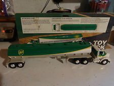BP TOY TANKER TRUCK VINTAGE 1990'S