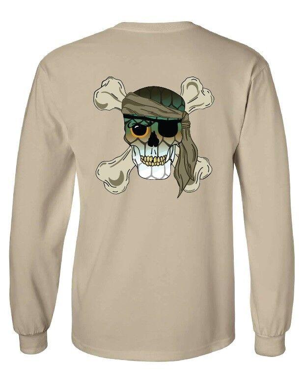 Pirate Life Skull /& Crossbones Saltwater Edition Sweatshirt