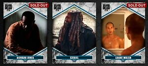 Topps-Walking-Dead-Card-Trader-Digital-Broken-3-Pack-Insert-Lot