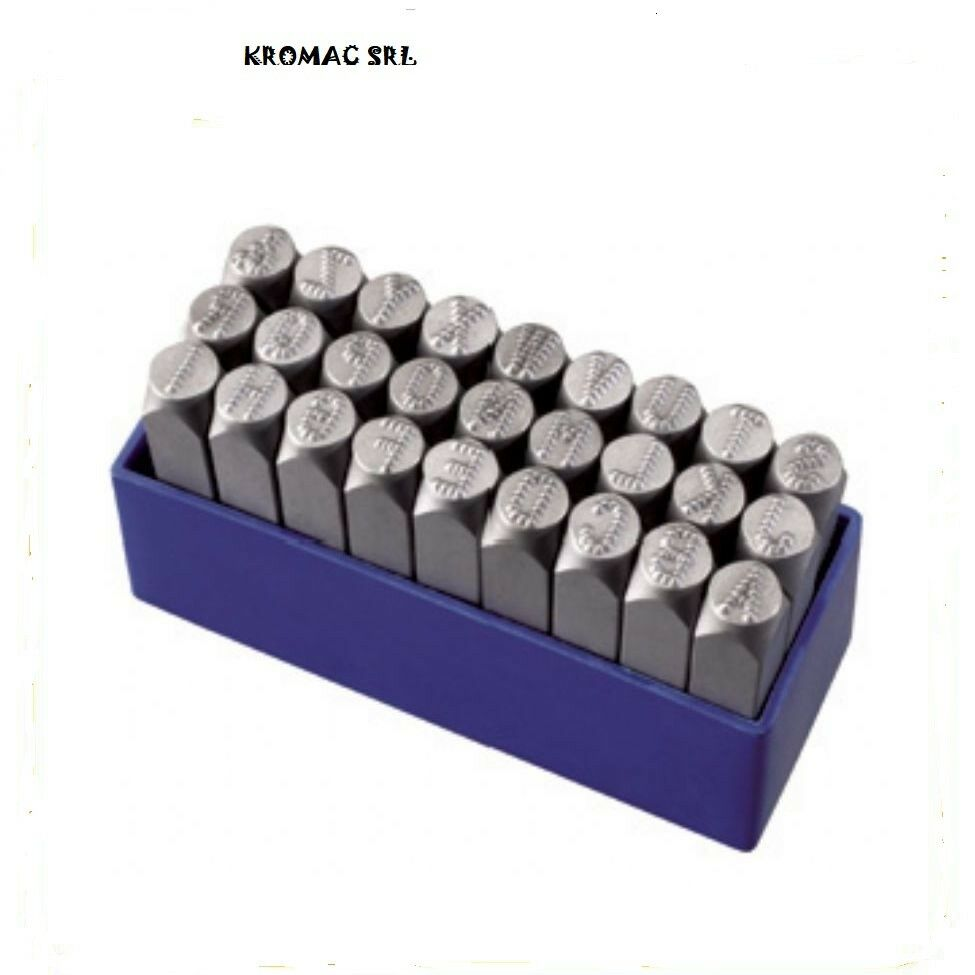 Fervi P012/L05P - Buchstaben HRC 58-60