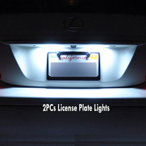 12Pc Super White Car Interior LED Light Bulb Kit for 72-78 Chrysler New Yorker