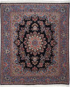Kerman-Teppich-Orientteppich-Rug-Carpet-Tapis-Tapijt-Tappeto-Alfombra-Flowers