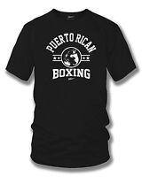 Puerto Rico Boxing Club T-shirt - Wicked Metal