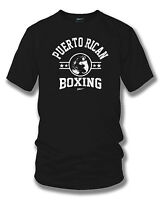 Puerto Rico Boxing Club T-shirt - Wicked Metal