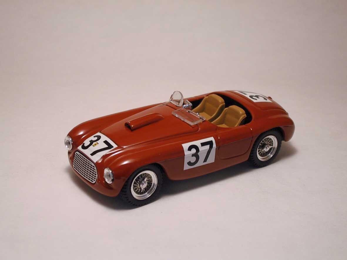 Ferrari 166 mm spider 1950   37 1 43 MODEL 0107 Art-Model  livraison et retours gratuits