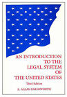 Introduction to the Legal System of the United States by E. Allan Farnsworth (Paperback, 1996)