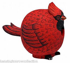 Image Is Loading Bird Houses Cardinal House Birdhouse Garden Decor