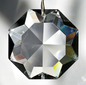 Crown-Diamond-Shaped-Star-40mm-Austrian-Crystal-Clear-Prism-SunCatcher-1-1-2-in