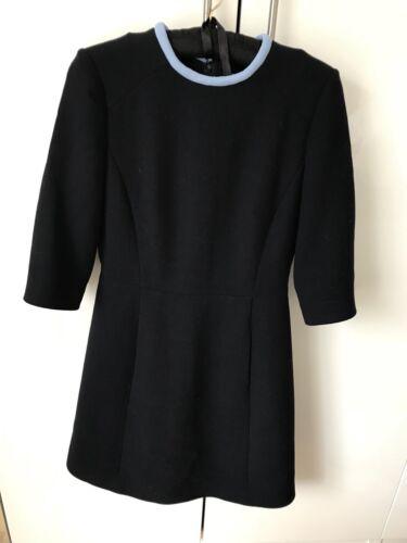 8 Dress Beckham Taille Victoria Navy q8IwvxB