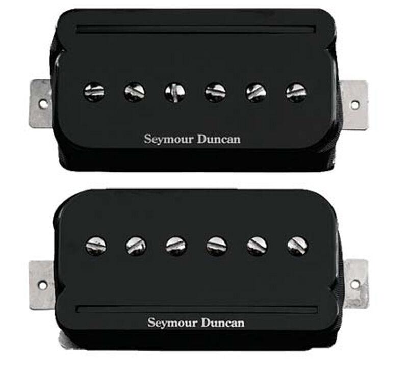 Seymour Duncan SHPR-1 P-Rails Humbucker Set - schwarz - free shipping