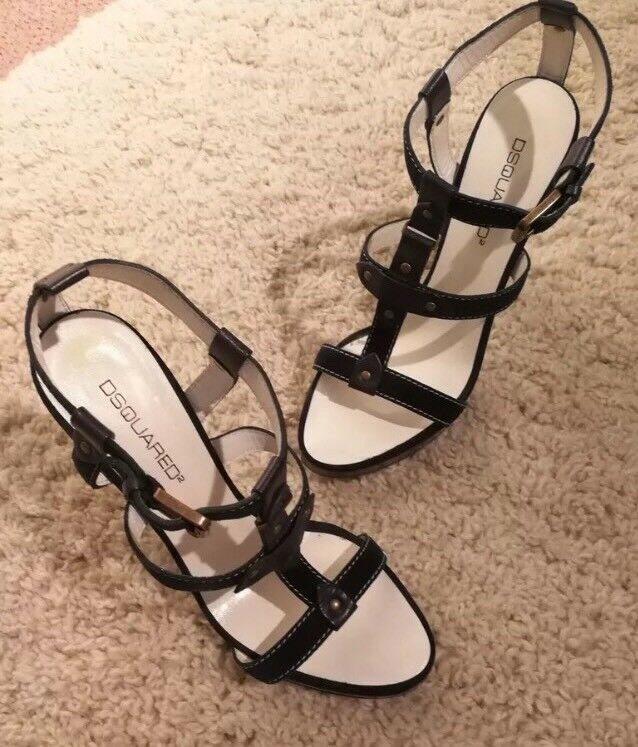 DSQUAROT Gr. 2 Schuhe High Heels Gr. DSQUAROT 41 DsquaROT 2 488b8b