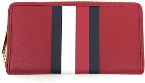 TOMMY-HILFIGER-Geldboerse-Portemonnaie-Original-20-x10-x-2cm-NEU-mit-Etikett