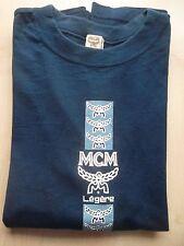 MCM Mode Creation Munchen Logo Tshirt size 3 apc helmut lang raf simons