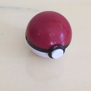Image Is Loading Pokemon Nintendo Pokeball 2 Inch Empty Open Close