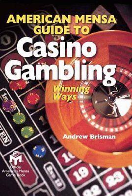 American mensa guide to casino gambling metal slug slot machine for sale