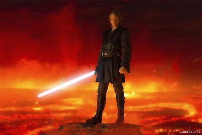 BANDAI S.H.Figuarts Star Wars Anakin Skywalker Revenge of the Sith JAPAN