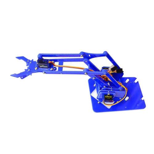 DIY Roboterarm Roboter Griff Mechanischer Arm Kit Kinder Pädagogische Spielzeug