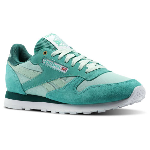 hombre malachite Mccs malaquita Reebok Classic Light Cm9611 Leather para nqww7XgH