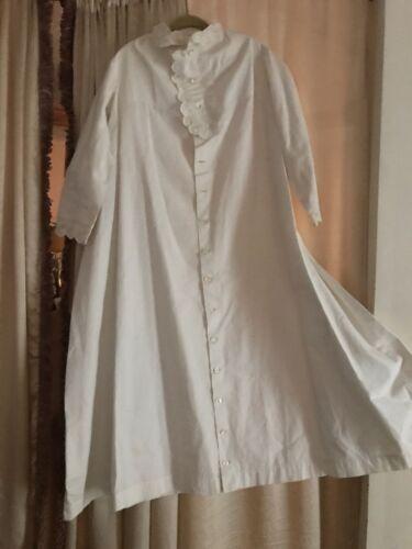BOYS VICTORIAN EDWARDIAN Night Dress Gown 1895