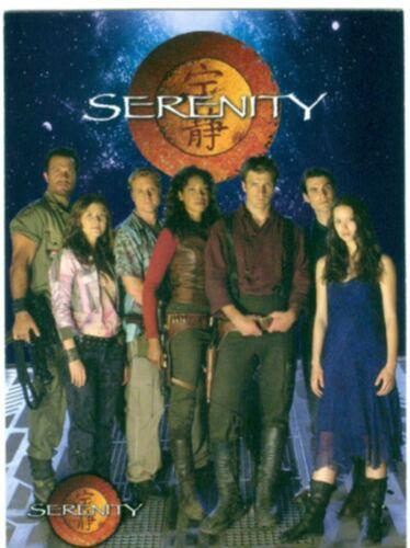 Serenity The Movie Promo Card SP-SD2005