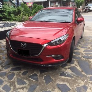Image Is Loading Mazda 3 2017 Full Body Kit Bodykit Painted