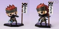 Kotobukiya One Coin Figure Vol 3 Devil Kings Sengoku Basara Sarutobi Sasuke sp