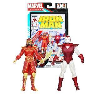 Marvel-Legends-Figurine-Comic-Packs-Argent-Centurion-et-Mandarin-Hasbro