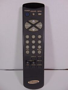 SAMSUNG-3F14-00038-470-TV-VCR-Remote-Control-Replacement-Controler
