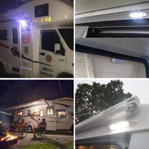 12V Waterproof Awning Lights RV LED Porch Lights Exterior ...
