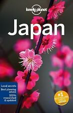 Travel Guide: JAPAN 15 (INGLÉS) by Wendy Yanagihara, Ray Bartlett, Lonely Planet Staff, Andrew Bender and Craig McLachlan (2017, Paperback)