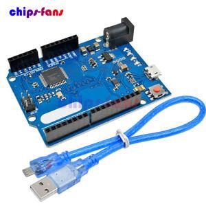 free USB cable Leonardo R3 Pro Micro ATmega32U4 Board Arduino Compatible IDE