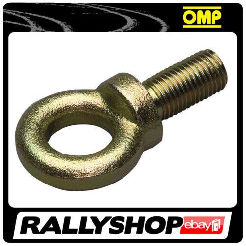 OMP EYEBOLT 7//16 Harness Hook Motorsport Rally Race Seat Drive DB//420 CHEAP