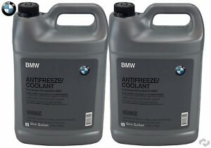 For-2-Gallons-Genuine-BMW-Blue-Color-Antifreeze-Coolant