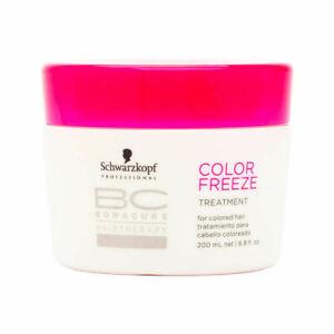 Schwarzkopf-BC-Bonacure-Color-Congelar-el-tratamiento-200ml-6-8oz