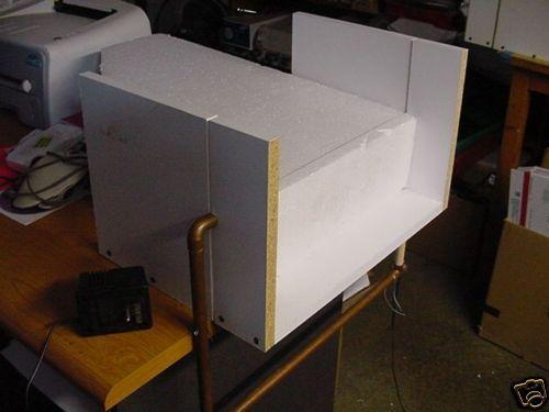 16 BOW ONLY STYROFOAM hot wire cutter foam craft model train florist cutting