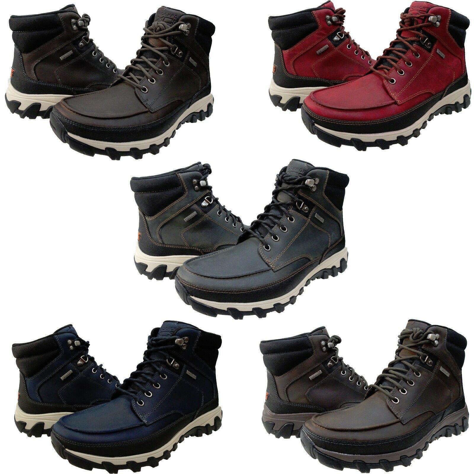 Rockport Cold Springs Plus MOC Toe Boot