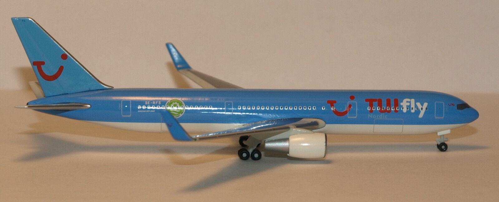 Herpa Wings 1:500 TUIfly Nordic 767-300 prod id 519281 released 2012