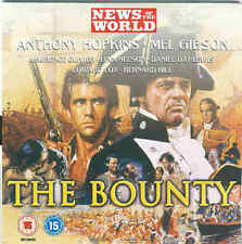 THE BOUNTY - Anthony Hopkins, Mel Gibson - *****DVD*****