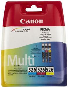 ORIGINAL-CANON-CLI-526-Pixma-iP4850-MG5150-MG5250-MG6150-MG8150-iP4950-iX6550