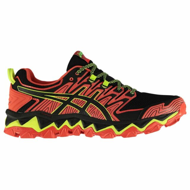 oficial gran variedad de descuento hasta 60% ASICS Gel-blast 7 Mens Red Black Squash Indoor Court Sports Shoes ...