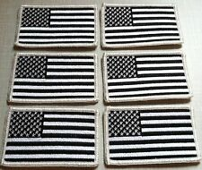 United States Flag Patch With VELCRO® Brand Fastener  Military Emblem #45