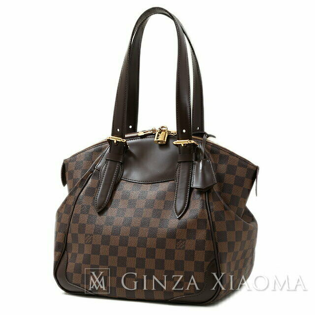 Louis Vuitton Damier Verona Mm Shoulder Bag N41118 Vi3191 For Sale Online Ebay