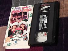 Mary-Kate & Ashley Olsen LOT of 2 (VHS) (Christmas Party + How the West Was Fun)
