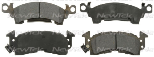 Brake Pads Fits 71-86 Chevrolet C10 SuburbanW//Hardware Kit SMD52H FRONT Semi-M