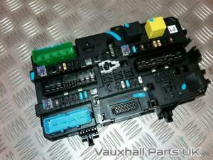 image is loading vauxhall-astra-h-mk5-rear-fuse-box-relay-